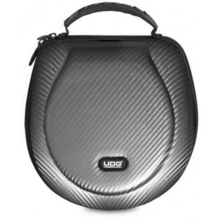 0 UDG - Creator Headphone Hardcase Large PU Silver