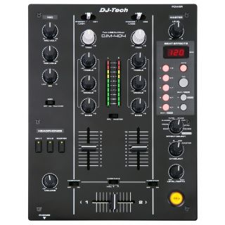 1-DJ TECH DJM-404 - B-Stock