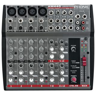 1-PHONIC AM440 - MIXER PASS