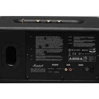 1-MARSHALL STANMORE BLACK -