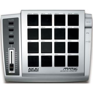 1-AKAI MPD16 - B-Stock