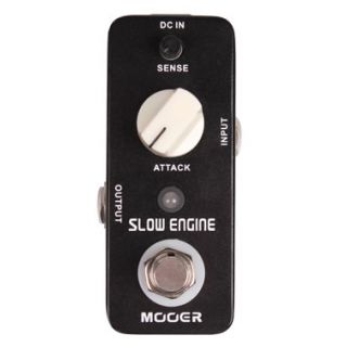 1-MOOER SLOW ENGINE - SLOW