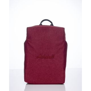1 Marshall Headphones - ACCS-00212 Zaino City Rocker Crimson
