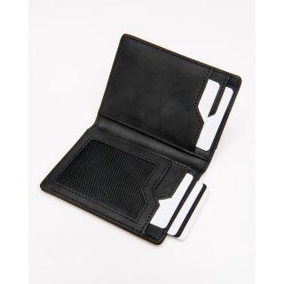1 Marshall Headphones - ACCS-00218 Portafogli Suedehead Black