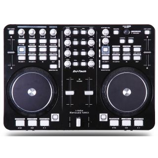 1-DJ TECH I-MIX RELOAD MKII