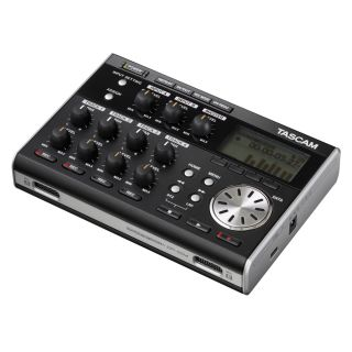 1-TASCAM DP004 - REGISTRATO