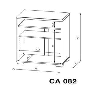 1-MUNARI CA082NE - MOBILE P