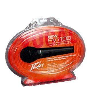 1-PEAVEY PVI 100 XLR-XLR -