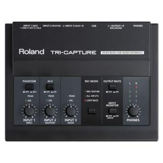 1-ROLAND UA33 Tri Capture -