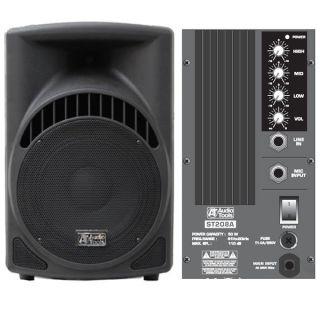 1-Audio Tools ST208A + Mixe