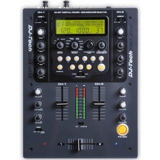 1-DJ TECH DJM202 - MIXER US