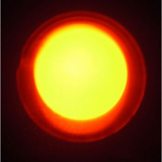 1-FLASH LED 9W RGB DMX SPOT
