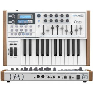1-ARTURIA KeyLab 25 Advance