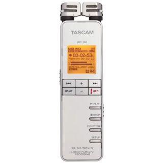 1-TASCAM DR08W White - REGI
