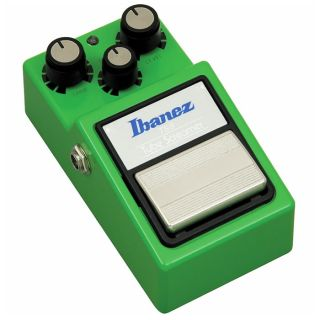 1-IBANEZ TS9 Tube Screamer