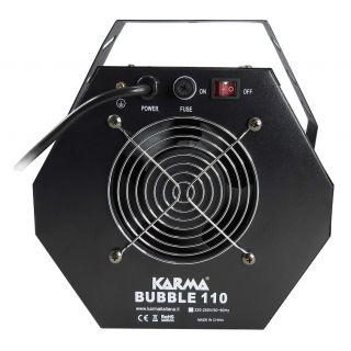 Karma Bubble 110 - Macchina Bolle01