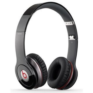 1-BEATS SOLO HD Black