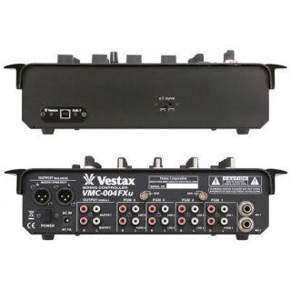 1-VESTAX VMC 004 XLU BLK -