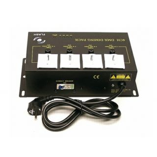 1-FLASH 4CH DIMMING PACK -