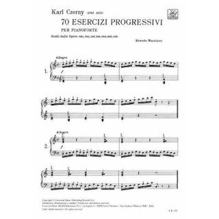 1-RICORDI Czerny, Carl - 70