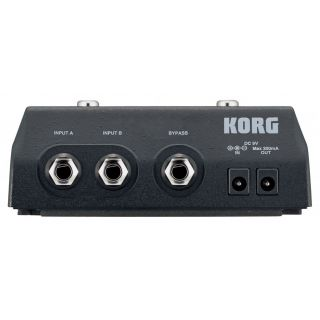 1-KORG PITCHBLACK + PB02 -