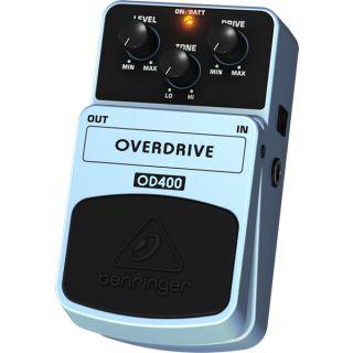1-BEHRINGER OD400 OVERDRIVE
