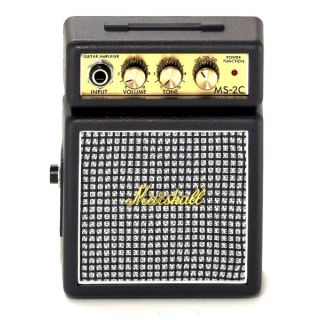 1-MARSHALL MS2C - MINI AMPL