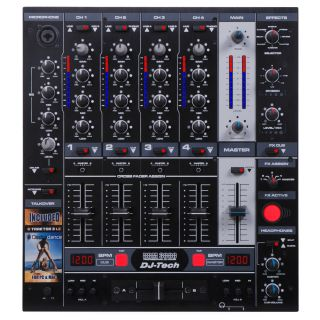 1-DJ TECH DDM3000 BLK - MIX