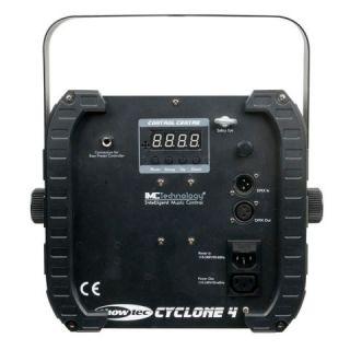 1-SHOWTEC CYCLONE 4 - EFFET