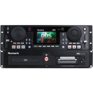 1-NUMARK DDS80 - CD PLAYER