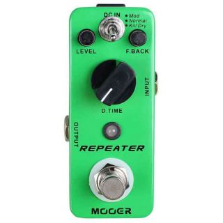 1-MOOER REPEATER - DIGITAL