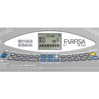 1-FARFISA SK500.2 - 5 pz Sc