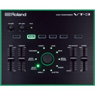 1-ROLAND VT3 Voice Transfor