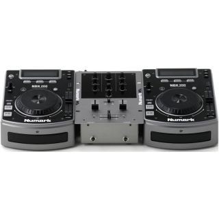 1-NUMARK CD DJ IN A BOX  -