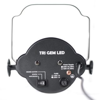 1-AMERICAN DJ TRI GEM LED -