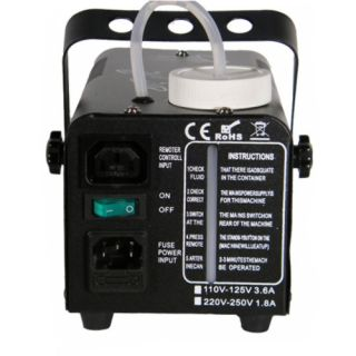 1-FLASH FOG MACHINE FLM-600