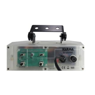 1-KARMA DJ LED244T - Effett