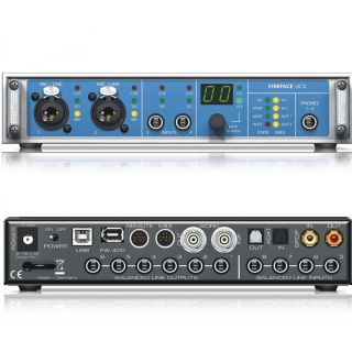 1-RME Fireface UCX