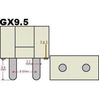 1-PROEL HSR 575 GX 9.5