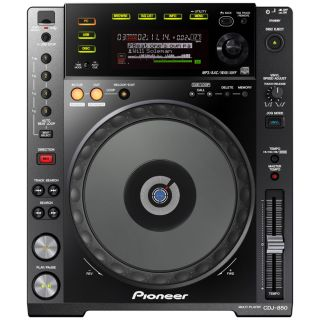 1-PIONEER CDJ850K Black - L