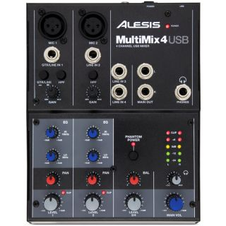 1-ALESIS MULTIMIX 4USB - MI