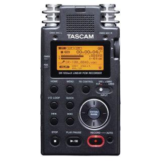 1-TASCAM DR100 MKII -REGIST