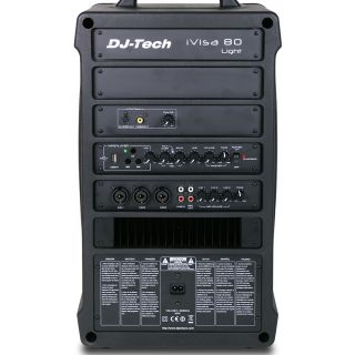 1-DJ TECH iVISA80 Light