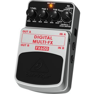 1-BEHRINGER FX600 DIGITAL M
