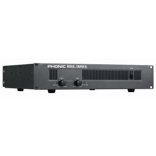 1-PHONIC MAX1500 PLUS - AMP
