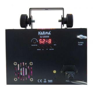 1-KARMA DJ LED226 - Effetto