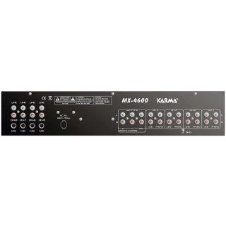 1-KARMA MX 4600 - MIXER STE