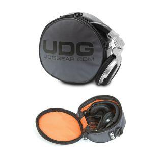 1-UDG HEADPHONE BAG STEEL G
