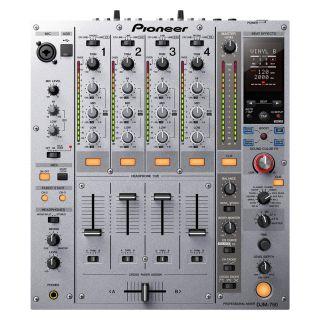 1-PIONEER DJM750S Silver -