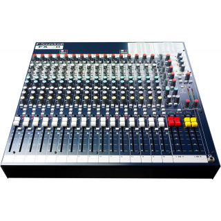 1-SOUNDCRAFT SPIRIT FOLIO F